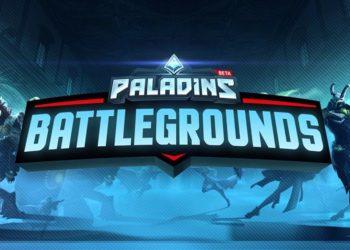 Паладины получают режим битвы RUB в стиле PUBG